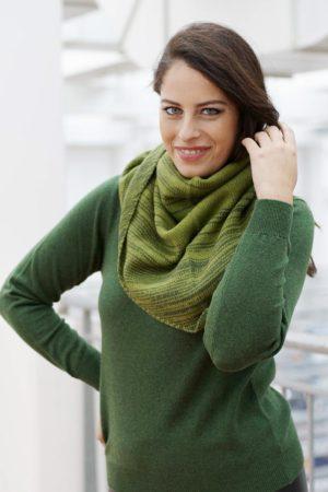 sciarpa donna maglificio tonello